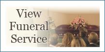 Alan Arthur Abington funeral service