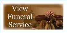 Leon Gilinsky funeral service
