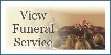 Travis Harlan funeral service