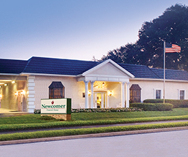 Newcomer Funeral Home - South Seminole Chapel Long wood, Florida