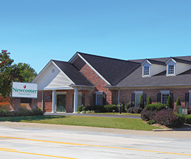 Newcomer Funeral Home opens in St. Louis, Missouri.