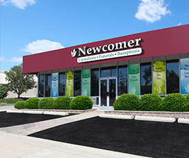 The Newcomer Planning Center opens in Cincinnati, Ohio.