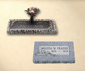 Newcomer Funeral Service Group begins offering markers, monuments & permanent keepsakes.