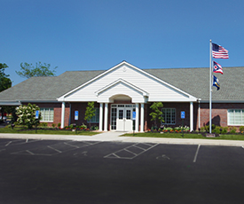 Grove City, Ohio location is built, serving as the second location in the Columbus metro.